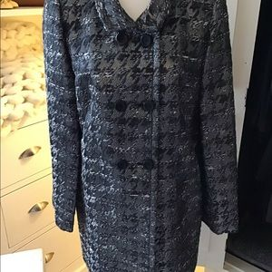 Double Breasted Spring Coat by jCrew Collection